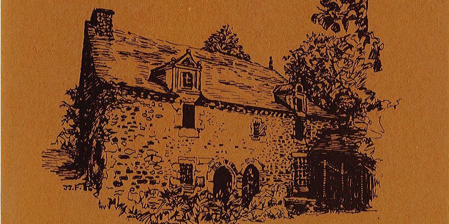 N°6 - 1986 - Tiez Breiz - Maisons et Paysages de Bretagne