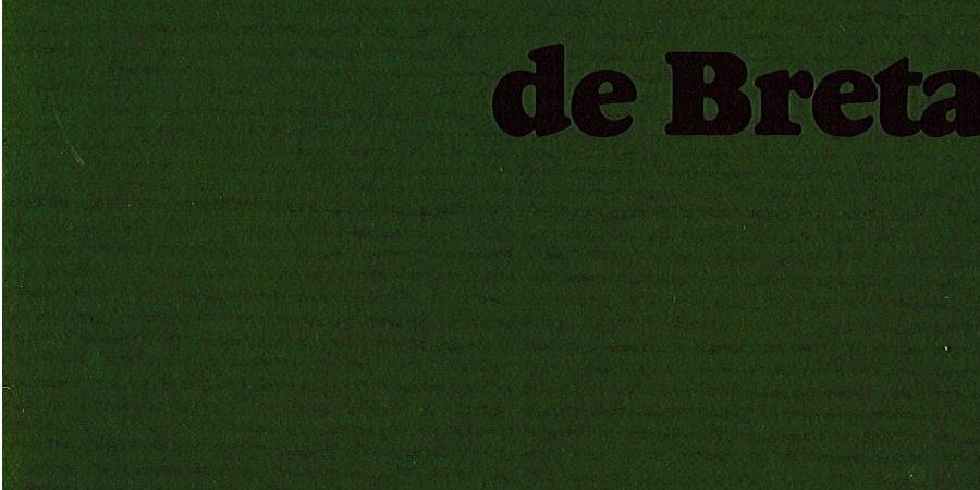 N°7 - 1987 - Tiez Breiz - Maisons et Paysages de Bretagne