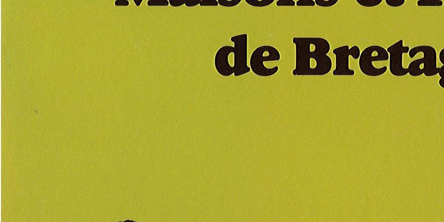 N°8 - 1988 - Tiez Breiz - Maisons et Paysages de Bretagne