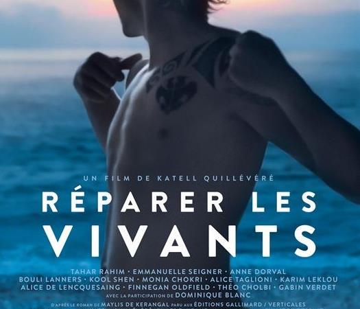"""Charleville-Mézières : Soirée """"RÉPARER LES VIVANTS"""" - LES AMIS DE HABEMUS CINE !"""