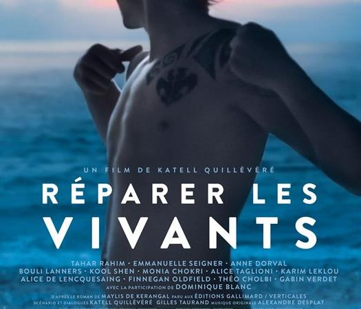 """Agen : Soirée """"RÉPARER LES VIVANTS"""" - LES AMIS DE HABEMUS CINE !"""