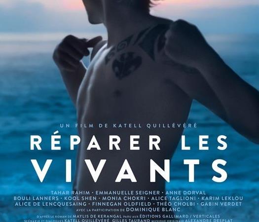 """Saint-Cloud : Soirée """"RÉPARER LES VIVANTS"""" - LES AMIS DE HABEMUS CINE !"""