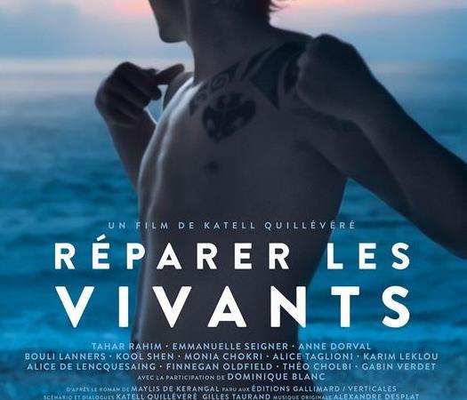 """Paris : Soirée """"RÉPARER LES VIVANTS"""" - LES AMIS DE HABEMUS CINE !"""