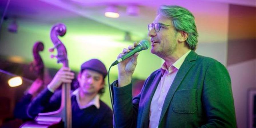 mardi 22 Octobre: Yves Roux Quartet - La Jazziniere