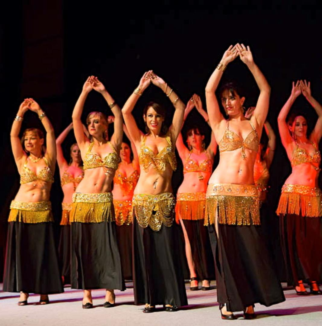 Danse Orientale Moderne - Les Orientales