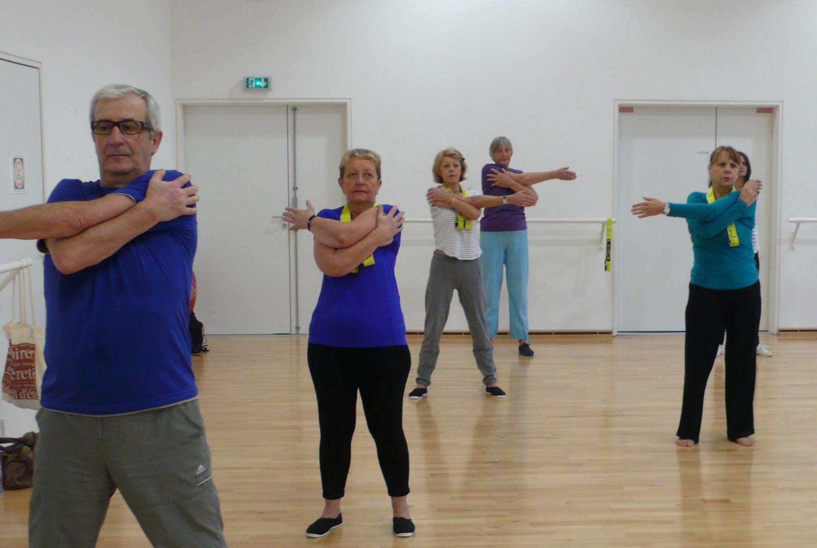 Gym à Marie Paradis - Retraite Sportive de Paris