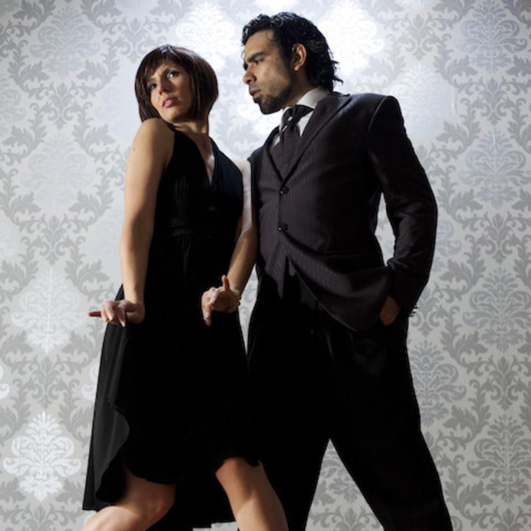 Tango argentin avec Claire et Dario Da Silva - Festival Les Suds, à Arles