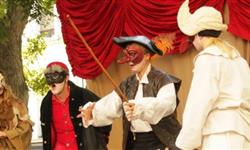 Stage de Commedia Dell'Arte -
