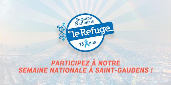 SAINT-GAUDENS - Événements Semaine Nationale 2018 - Le Refuge