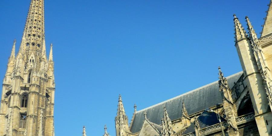 Conférence // Des pierres et des hommes, Saint-Michel de Bordeaux  - Tout Art Faire