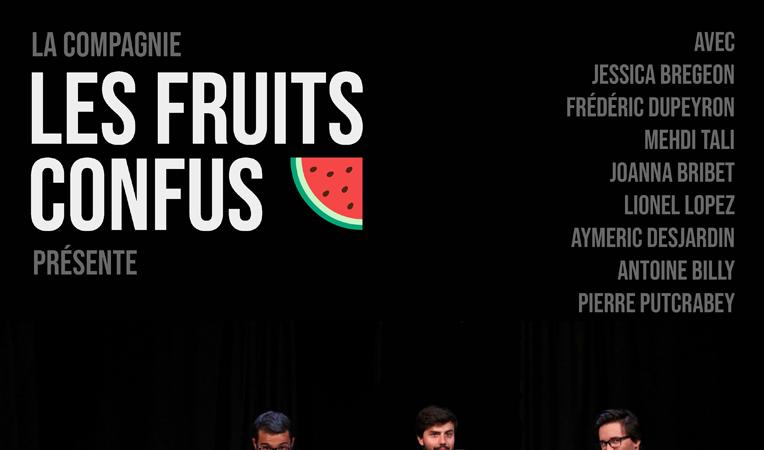 Salade de Free (24 mars) [Les Fruis Confus] - Théâtre Populaire Alizé