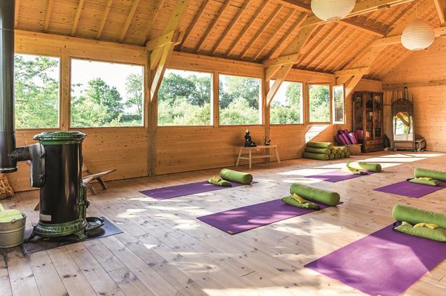 Stage d'anatomie pour le Yoga en Normandie du 1er au 3 septembre - L'air ivre