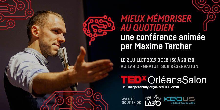 TEDxOrléansSalon 2019 #1 - Loire & Idées