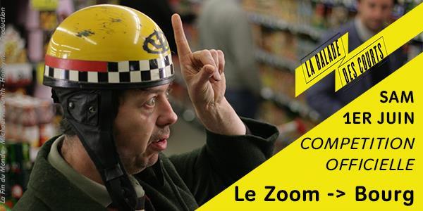 Compétition Officielle - La Balade des Courts  - Samedi 1er Juin - Le Zoom