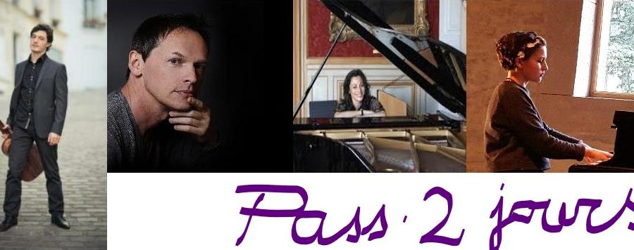 FESTIVAL 2017  PASSE TOUS CONCERTS / pass all events -