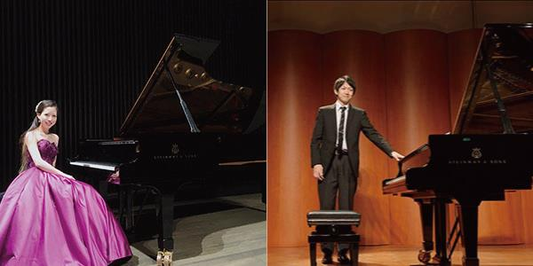 Récital à deux pianos avec Satsuki Hoshino & Takuya Otaki - Les Poissons du ciel