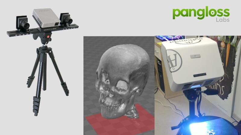 Training: Introduction au scan 3D /  3D digitalization course - PANGLOSS