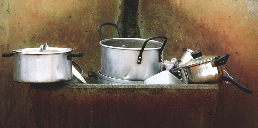 """Atelier """"Vaisselle""""  - Conscience et Impact Ecologique"""