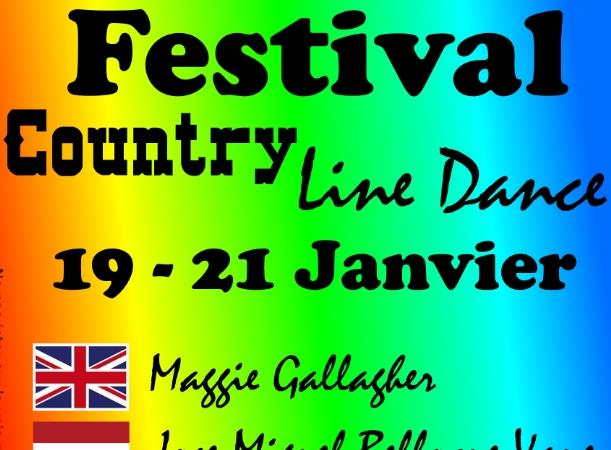 FESTIVAL Country-Line dance Chatswing 2018 - CHATSWING