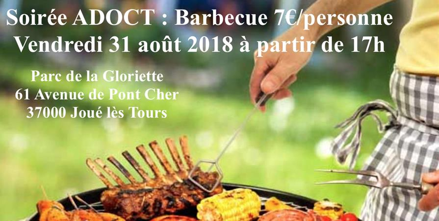 Barbecue ADOCT - ADOCT