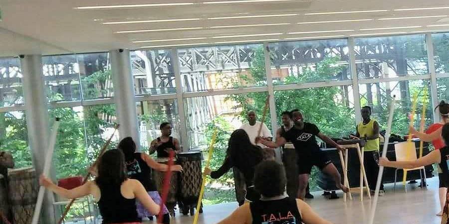 Stage de Danse Congolaise  - ASSO TALA