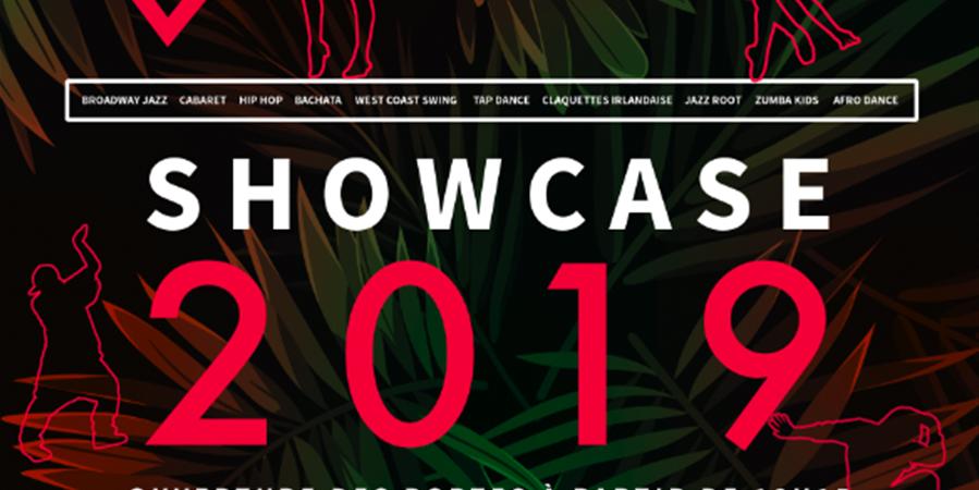 DVD SHOWCASE LADC 2019  - LADC - Danse & Forme