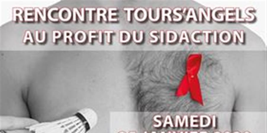 RENCONTRE TOURS'ANGELS AU PROFIT DU SIDACTION - TOURS'ANGELS
