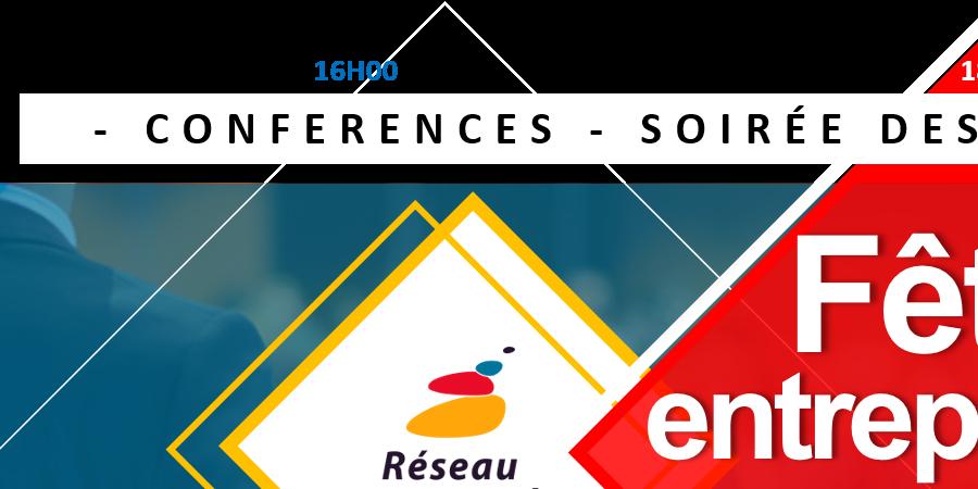 Fête des Entrepreneurs - Réseau Entreprendre Essonne