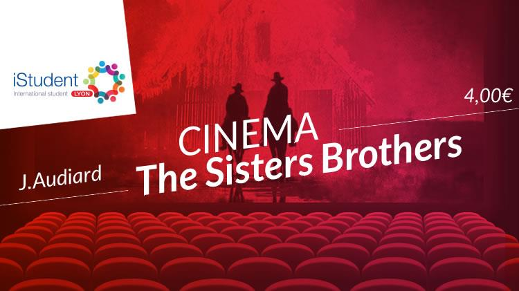 CinErasmus - The Sisters Brothers - V.O. - International Student Lyon