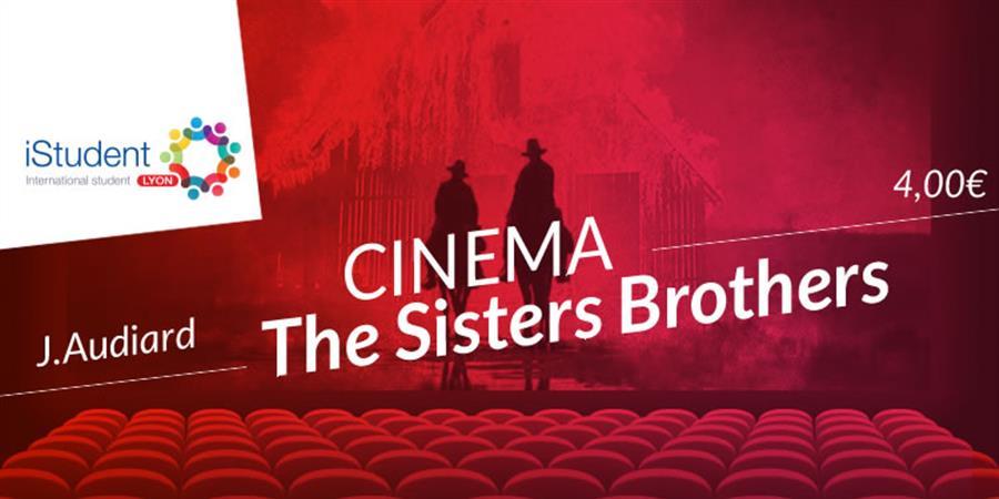 CinErasmus - The Sisters Brothers - V.O. - International Student Lyon