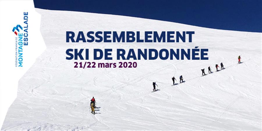 Rassemblement ski de randonnée  - Comité Territorial Montagne Escalade de la Loire