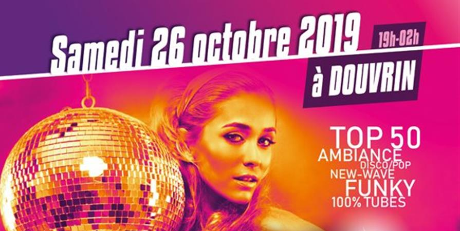 SOIREE DANCE 80 - RADIO PLUS - ASSOCIATION COMUNIC