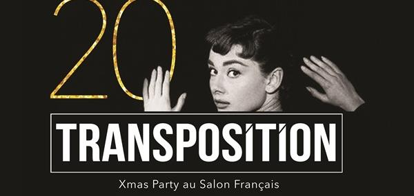 XMAS PARTY TRANSPOSITION - TRANSPOSITION