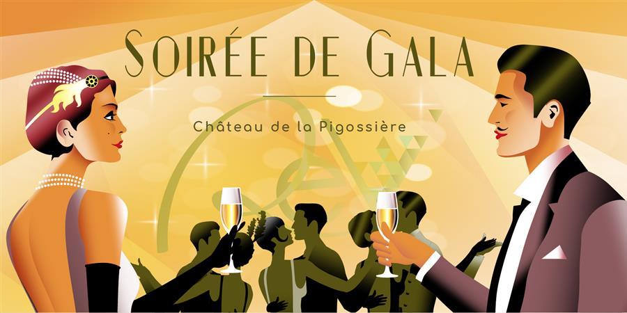 Grande soirée de Gala du REV le 13 décembre 2019 - Réseau des entreprises vertaviennes