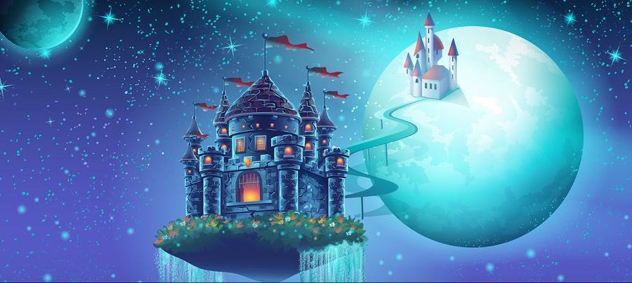 Un château dans les étoiles - Fête le savoir