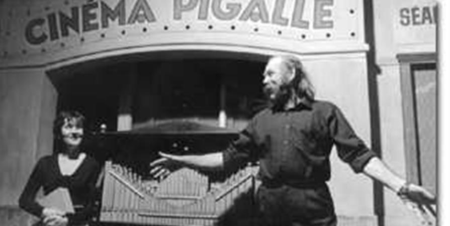 Cabaret Prévert « Vue sur l'amer», par Annie Papin et Gus - le conciliabulle