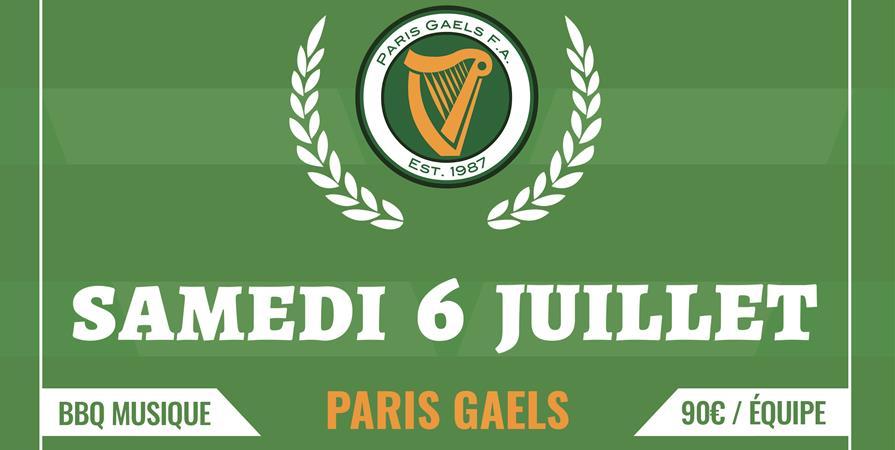 Paris Gaels SportDay 2019 - Paris Gaels Football Association