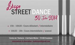 STAGE STREET DANCE - Association Meltin'Spirit