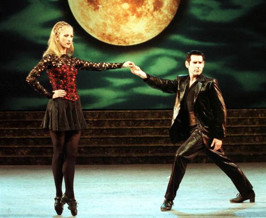 Stage de danses et de claquettes irlandaises