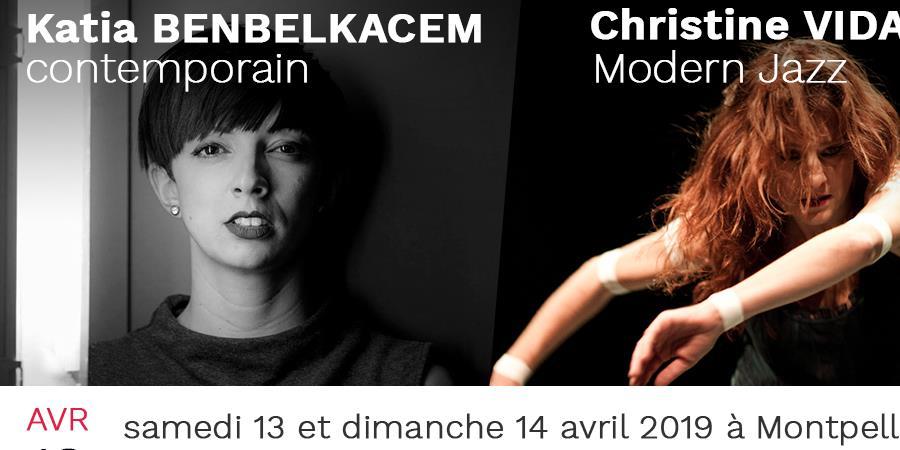 Stage de danse - En Mouvance - Avril 2019 - En Mouvance