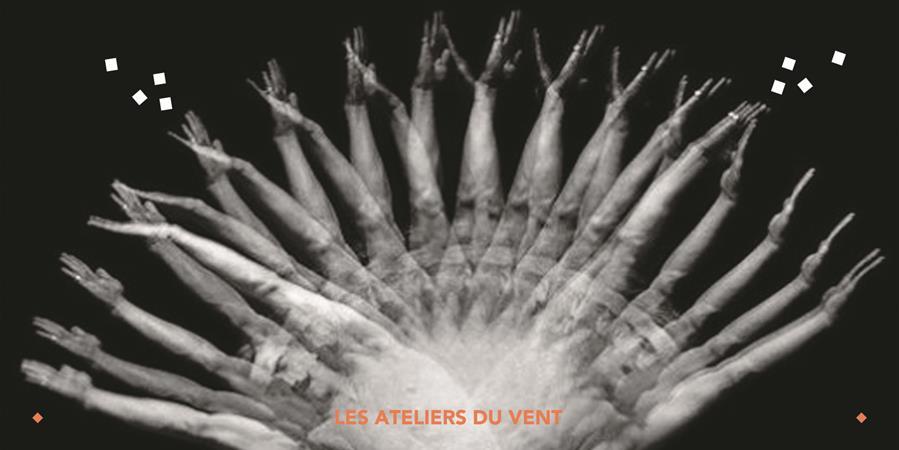 LES SAMEDIS AUX ADV : STAGE DE PRATIQUES ARTISTIQUE - SAISON #2 - Les Ateliers du Vent