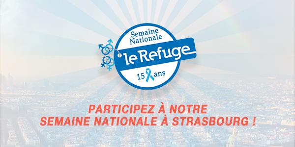 STRASBOURG - Événement Semaine Nationale 2018 - Le Refuge