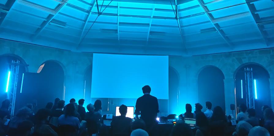 Conférence // Ecouter avec les yeux : la musique acousmatique - Tout Art Faire