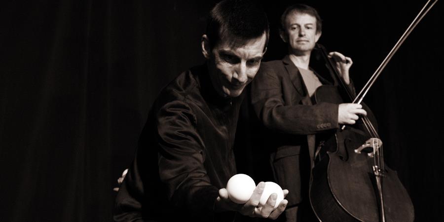 Suite de balles pour violoncelle - Thierry Renard et Florian Jacquemin - Les Bravos de la Nuit
