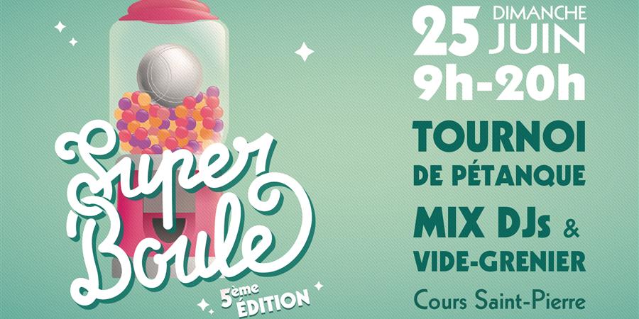 Superboule - Prun'