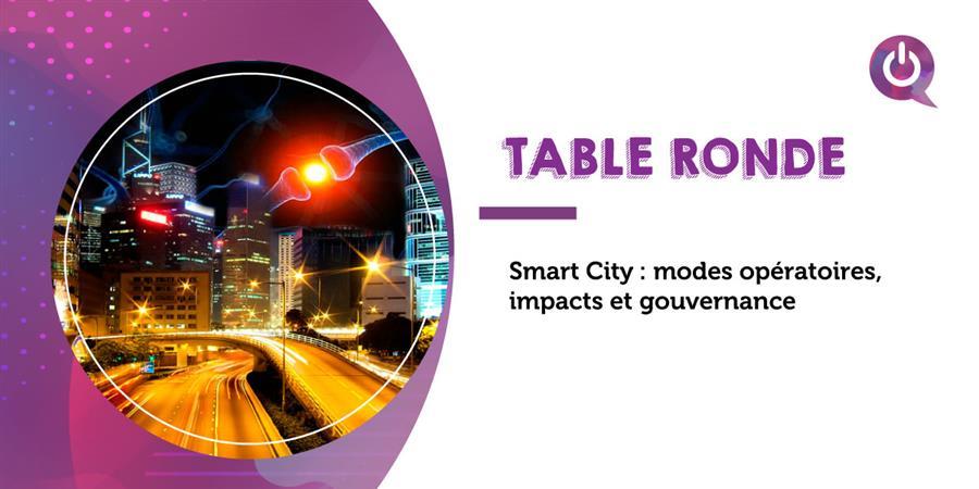 Smart City : Modes opératoires, impacts et gouvernance #AQUIVERSAIRE2019 - Aquinum