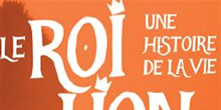 SPECTACLE LE ROI LION 23 nov - Un Grain d'Amour
