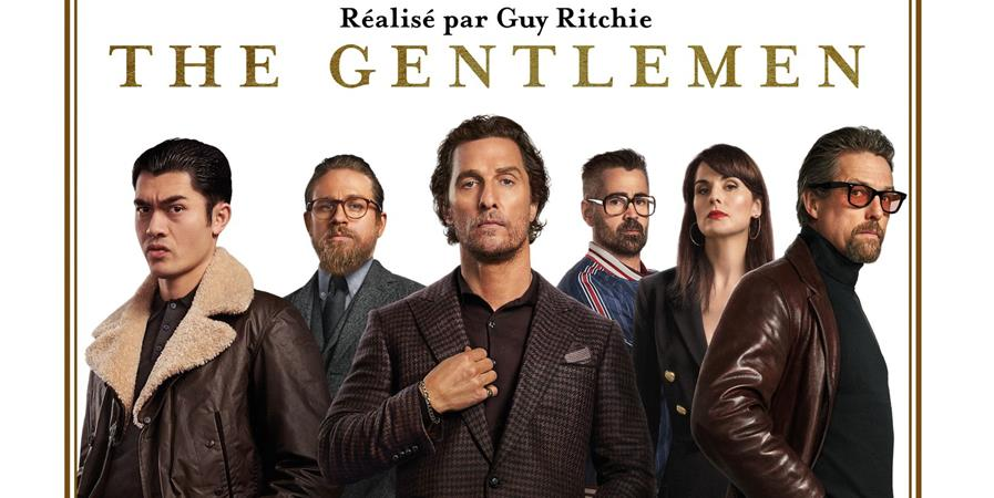 "Projection de ""The Gentlemen"" de Guy Ritchie au Cinéma Bellecombe - Association de Bienfaisance des Charmettes"