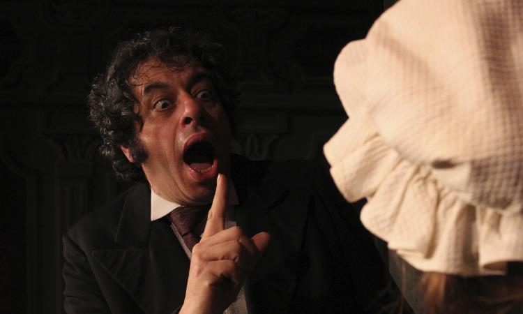 """""""La leçon"""" - Théâtre de la Huchette - Nuit Des Maths"""