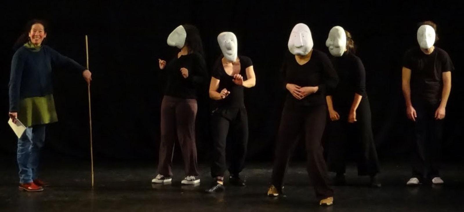 stage clown avec Lory Leshin - Le Samovar, théâtre et école pour les clowns, burlesques et excentriques